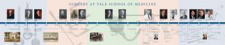 Timeline for the Department of Surgery