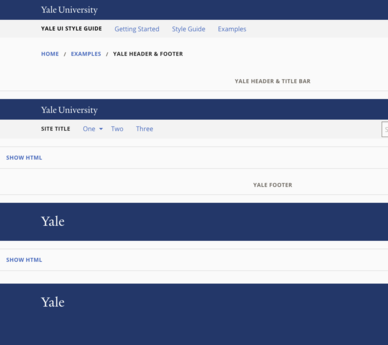 Welcome | yale identity.